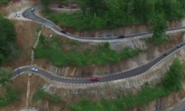 VIDEO. Drumul spectaculos din România, mai puțin cunoscut, asemănător cu Transfăgărășanul și Transalpina