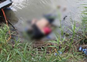 Povestea tânărului care a fost găsit înecat pe malul Rio Grande, cu fetiţa lui agăţată de gât