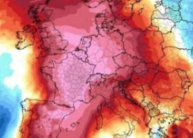 """""""Vine infernul"""". Val african de caniculă fără precedent în următoarea perioadă. Temperaturi de până la 47 de grade"""