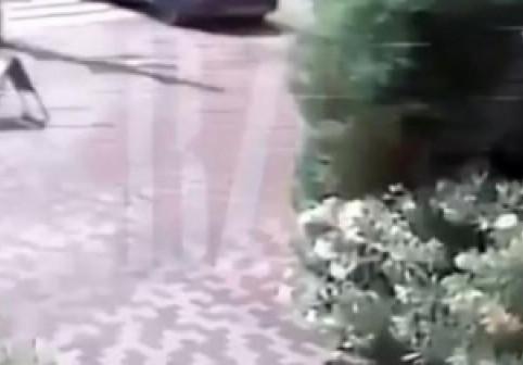 """Momentul în care un milionar din Cluj ucide un tânăr pe """"zebră"""" a fost filmat. Cum s-a petrecut tragedia"""
