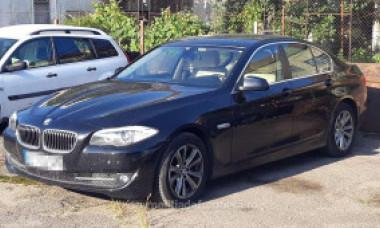 Un român a ajuns în Vama Nădlac cu o limuzină de lux înmatriculată în Germania, dar a rămas fără ea