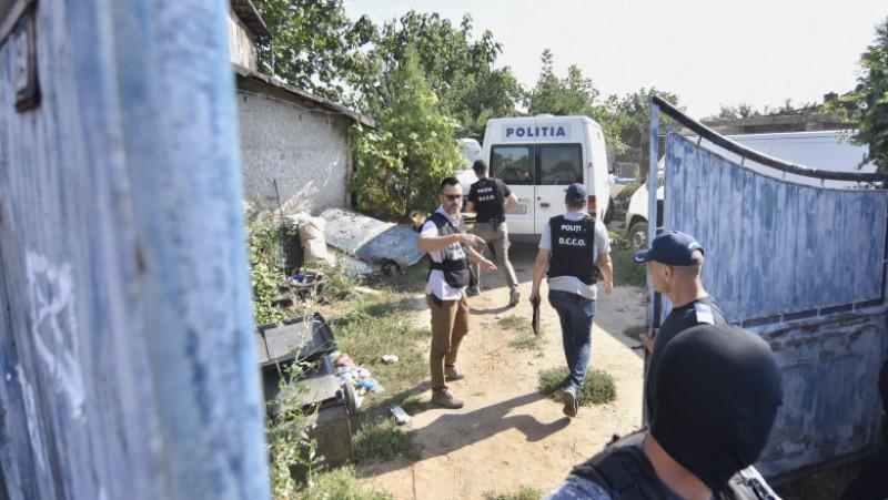duba politie brigada speciala locuinta gheorghe danescu - inquam - bogdan danescu