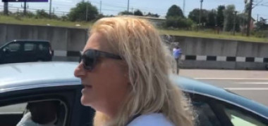 """Prinsă cu 185 km/h, pe Autostrada Soarelui. Reacția șoferiței: """"Am fost și sportivă de performanță!"""""""