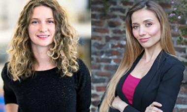 Cine sunt cele două tinere românce care au uimit lumea cu inovaţiile lor. Au ajuns în topul geniilor până în 35 de ani