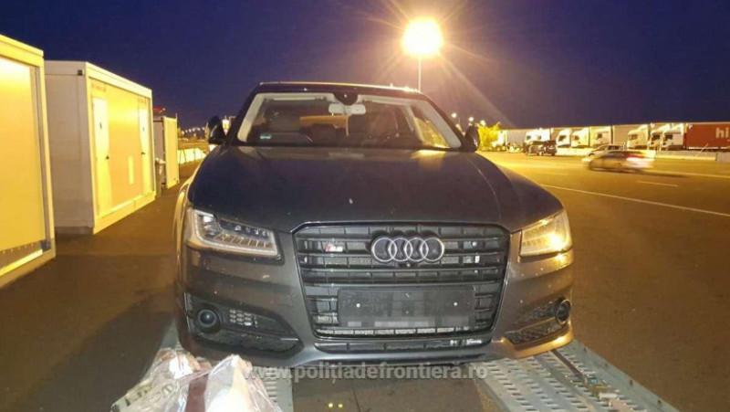 Audi Vama Nădlac car