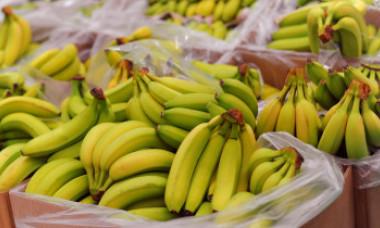 Surpriza din cutiile cu banane vândute în România. Ce au descoperit vecinii bulgari
