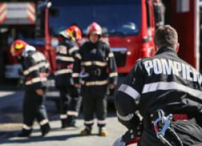 Un bărbat din Stefănești a amenințat că își dă foc în cimitirul din localitate