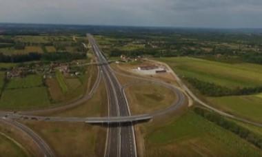 VIDEO. Prima autostradă construită de chinezi în Europa a fost deschisă traficului