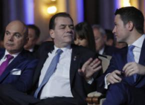 Ludovic Orban le răspunde contestatarilor din partid: Până la următorul congres eu sunt președinte