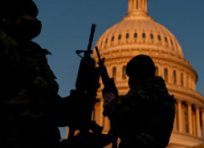 Un general american va efectua un audit asupra securităţii Capitoliului SUA