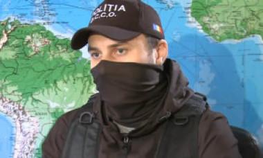 Ofițerul antidrog care l-a prins pe traficantul mexican: A venit în România pentru că se simțea în siguranță. Voia să dezvolte rețeaua