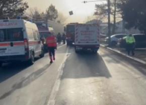 Dâmbovița. Un copil de 11 ani a murit după ce a fost lovit de un TIR în Răcari