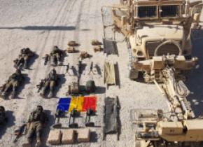 NATO începe procesul de retragere a trupelor din Afganistan. Peste 600 de militari români vor reveni în țară în următoarele luni