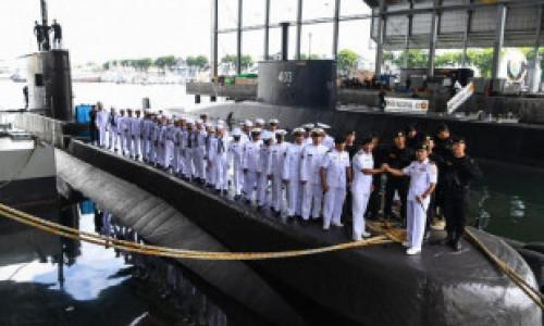 Indonezia are 72 de ore să găsească submarinul dispărut, înainte ca echipajul să rămână fără oxigen