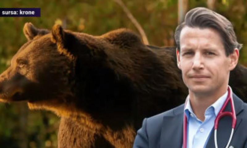 Răsturnare de situație. Ce spune, în prima sa reacție, prințul din Austria acuzat că l-a împușcat pe ursul Arthur