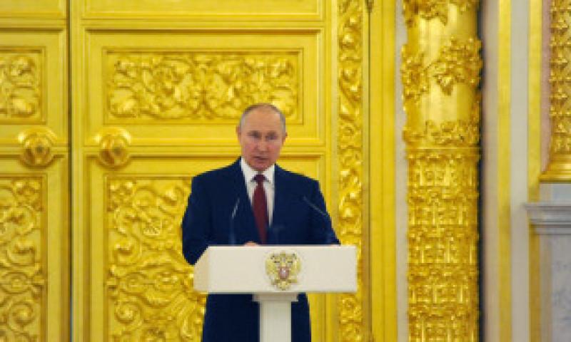 Vladimir Putin, mesaj pentru România - VIDEO