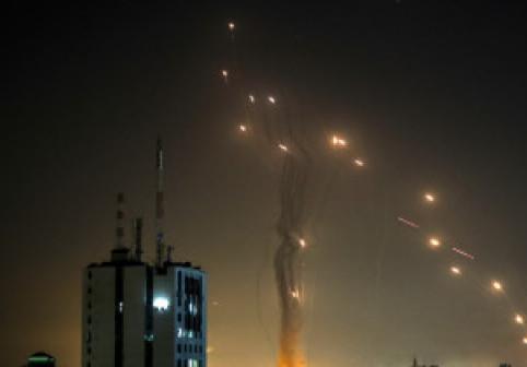 Cum a funcționat scutul Iron Dome în momentul în care Hamas lansează o ploaie de rachete asupra Israelului - VIDEO & GALERIE FOTO