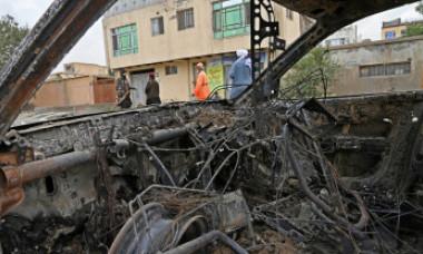 """Pentagonul recunoaște: Atacul cu dronă din Kabul a fost """"o greșeală tragică"""""""