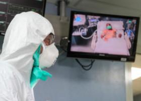 Record de îmbolnăviri în valul patru al pandemiei de COVID-19