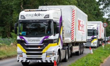 Cea mai mare concesie după Brexit. Londra dă vize temporare străinilor care vor să lucreze ca șoferi de camion și în industria cărnii