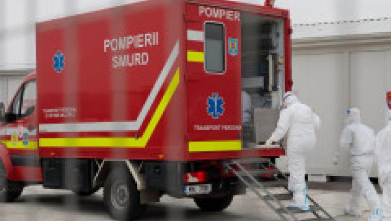 Cifrele dezastrului. Aproape 19.000 de cazuri noi de COVID-19 în ultimele 24 de ore. Au murit 574 de români. Presiune uriașă la ATI