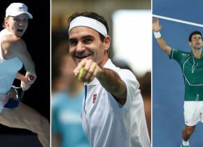 """Federer, câştiguri """"faraonice"""", duble faţă de Djokovic şi de 10 ori peste Halep într-un an. Forbes a publicat cifrele"""