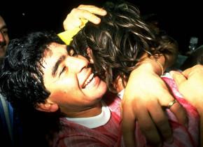"""Amintiri cu El Pibe de Oro: """"Maradona m-a chemat la el acasă şi mi-a dat un ceas de aur!"""""""