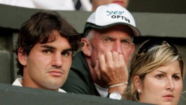 """Roger Federer contra tuturor: """"Toţi i-am spus să nu se încurce cu ea"""""""