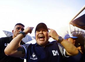 "Diego Maradona, emoții înainte de tort. ""E un pacient cu risc"""