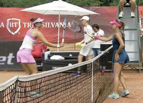 Irina Begu - Gabriela Ruse, finala de la Winners Open, primul turneu din România după pandemia de coronavirus