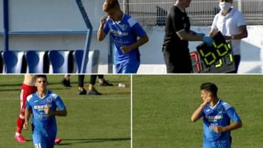 Se ruga în genunchi pentru Steaua, dar Becali l-a dat afară. Acum a debutat în Liga 1