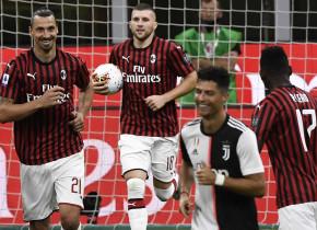 Ibrahimovic i-a râs în față lui Ronaldo! Cum a încercat Cristiano să-l intimideze înainte de penalty
