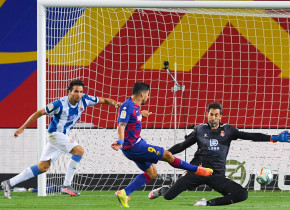 Barcelona - Espanyol 1-0, în derby-ul catalan. Oaspeții au retrogradat după 27 de ani chiar pe terenul rivalei locale