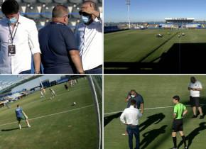 Viitorul - Academica Clinceni, 15:00, Digi Sport 1. Meciul se joacă AZI după alarma falsă de COVID-19