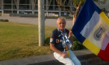 Povestea emoționantă a fanului Universității care s-a așezat lângă stadion și nu a mai intrat la derby-ul cu FCSB