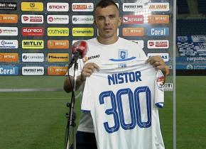 """Dan Nistor a adus victoria Craiovei în meciul cu numărul 300 în Liga 1: """"Sper să-mi îndeplinesc visul de a câștiga campionatul"""""""