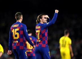 Verdict în cazul accidentării lui Antoine Griezmann. Atacantul Barcelonei revine pentru meciurile din Champions League