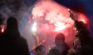 Fanii din Craiova, vandalism înainte de derby! 6 suporteri au fost reținuți, unul dintre lideri este căutat de poliție