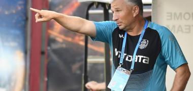 Patronul CFR-ului i-a decis soarta lui Dan Petrescu, imediat după meciul care a adus al treilea titlu consecutiv la Cluj