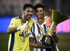 Replica genială a lui Gigi Buffon, când a văzut ce a postat Cristiano Ronaldo pe Instagram