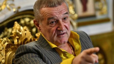 """Gigi Becali a luat-o la ochi pe Steaua: """"Nu putem să-i lăsăm așa!"""" Cum vrea patronul FCSB să-i blocheze pe """"militari"""" în Liga 3"""