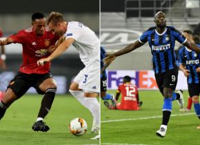 Inter - Leverkusen 2-1. Italienii, în semifinale. Man. United - Copenhaga 1-0, în prelungiri, ACUM, pe Digi Sport 1