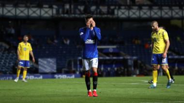 """""""A fost slab, din nou!"""" Fanii lui Rangers s-au întors împotriva lui Ianis Hagi: """"Încearcă prea mult să impresioneze"""""""