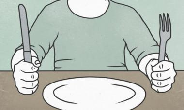 Cât timp poate trăi un om fără mâncare? Ce se întâmplă, de fapt, în corpul nostru când nu mâncăm