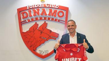 """Cortacero a preluat oficial Dinamo! Primele declarații ale noului acționar majoritar din """"Ștefan cel Mare"""""""