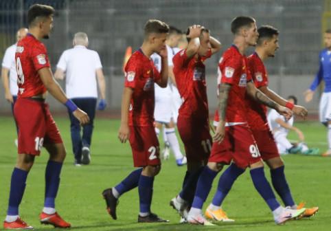Se cere excluderea FCSB-ului din Europa League după cele 14 cazuri de COVID-19 apărute la echipă
