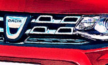 Foto Spion Dacia a început testele cu viitorul SUV mai mare decât Duster