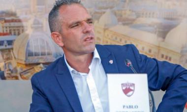 Pablo Cortacero şi Rufo Collado, o nouă lovitură: El va fi noul Director al Centrului de Copii şi Juniori de la Dinamo!