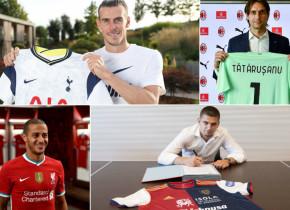 MERCATO în Europa | Toate transferurile din vara lui 2020 sunt AICI. Candreva, cedat de Inter. Suarez, la Atletico!