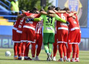 UTA Arad - Poli Iași 1-1, ACUM, pe Digi Sport 1. Moldovenii egalează prin Andrei Cristea